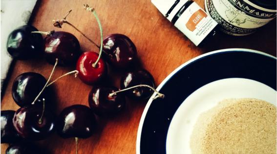 Cherry clove2